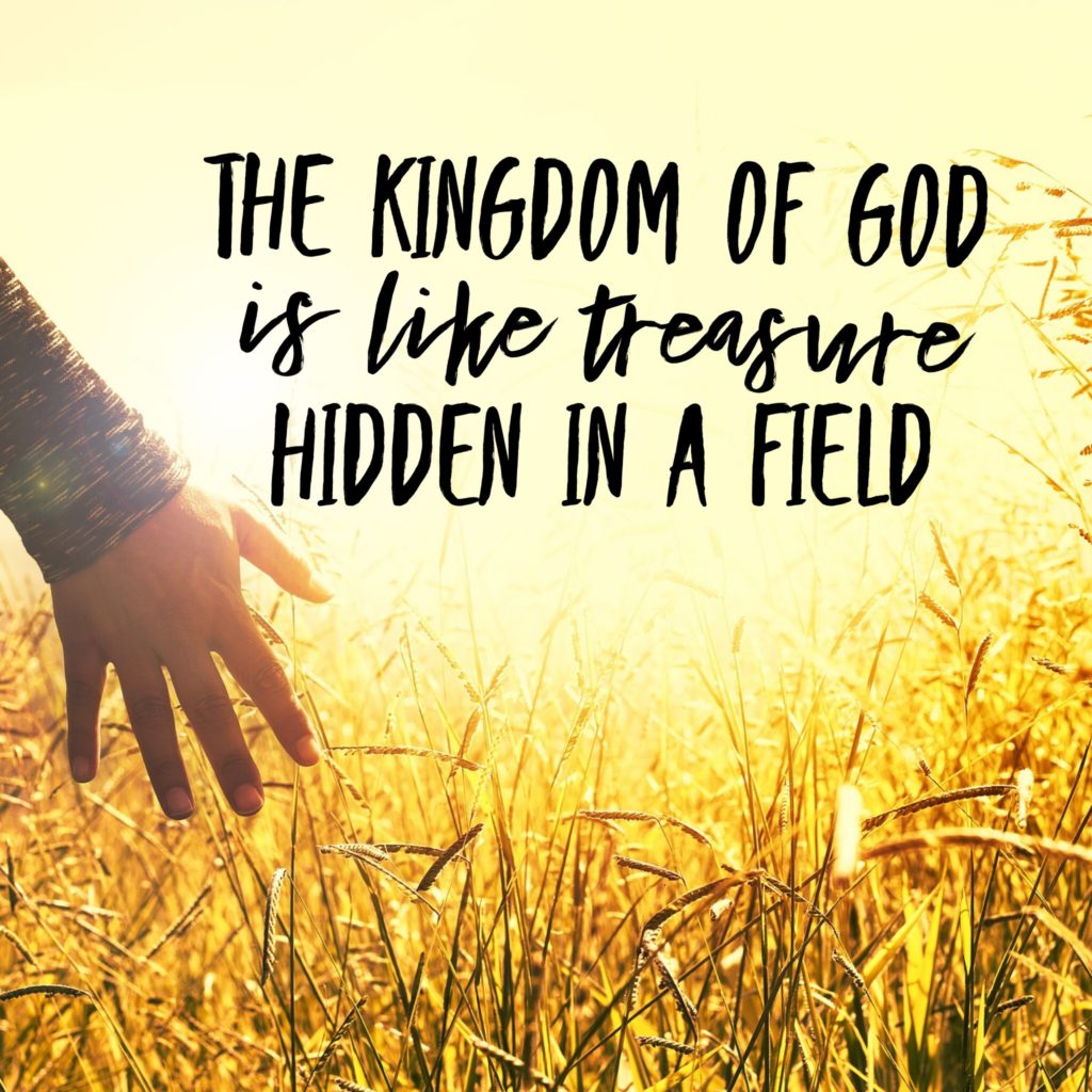 Dig deep and you will find treasure