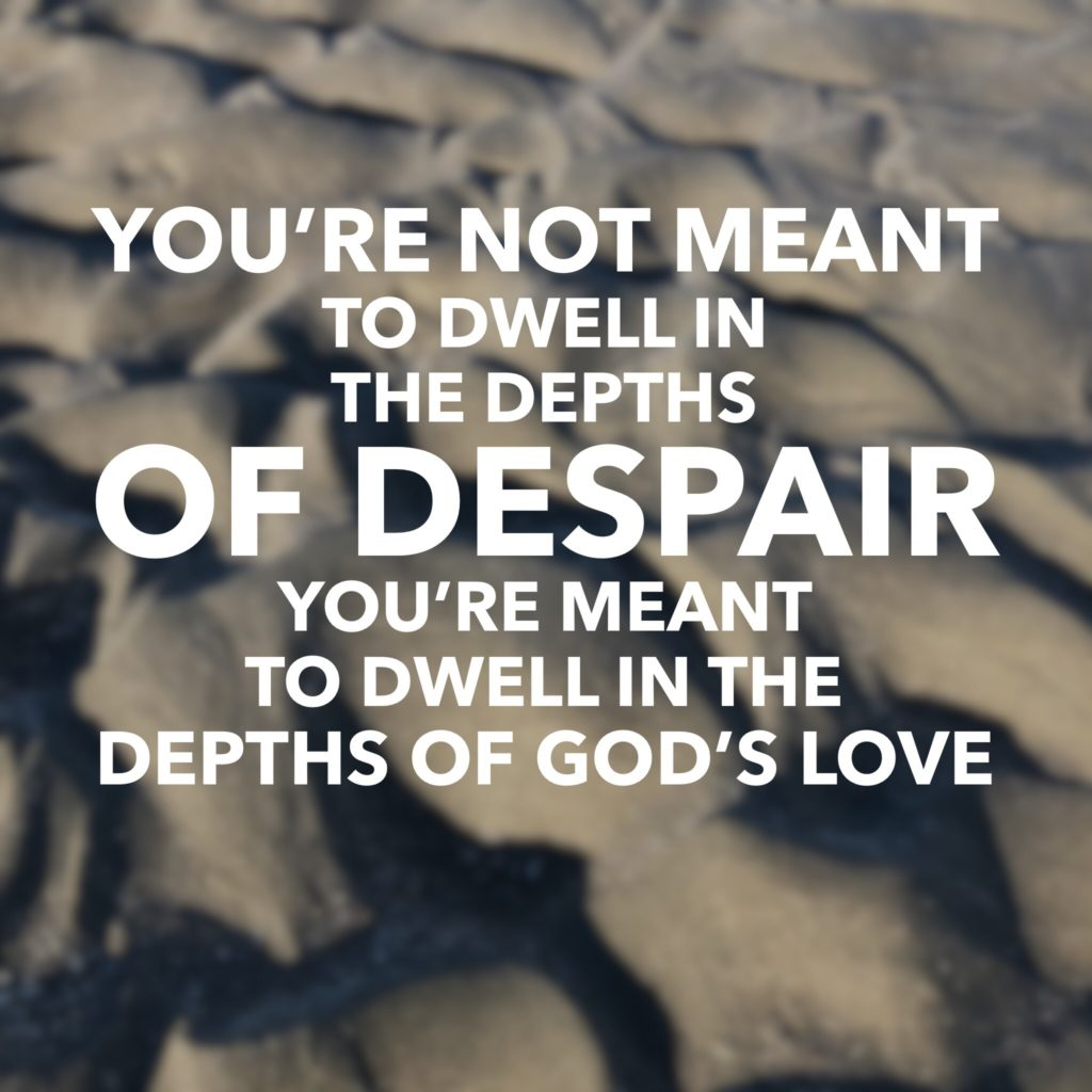 God's love is deeper